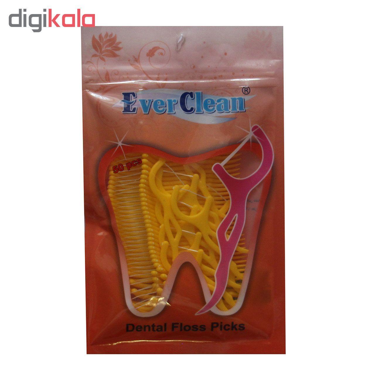 نخ دندان مدل کمانی اورکلین بسته 50 عددی main 1 1