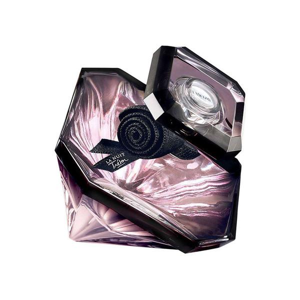 تستر پرفیوم زنانه لانکوم مدل la Nuit Tresor حجم 75 میلی لیتر (جعبه سفید تستر)
