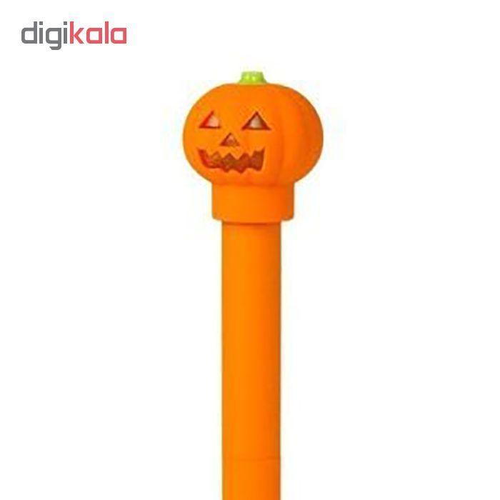 خودکار کیکرلند آبی  مدل Pumpkin LED main 1 2