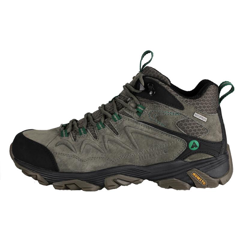 قیمت کفش کوهنوردی مردانه هامتو مدل 2-D3520