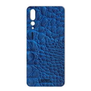 برچسب پوششی ماهوت مدل Crocodile Leather مناسب برای گوشی  Huawei P20 Pro