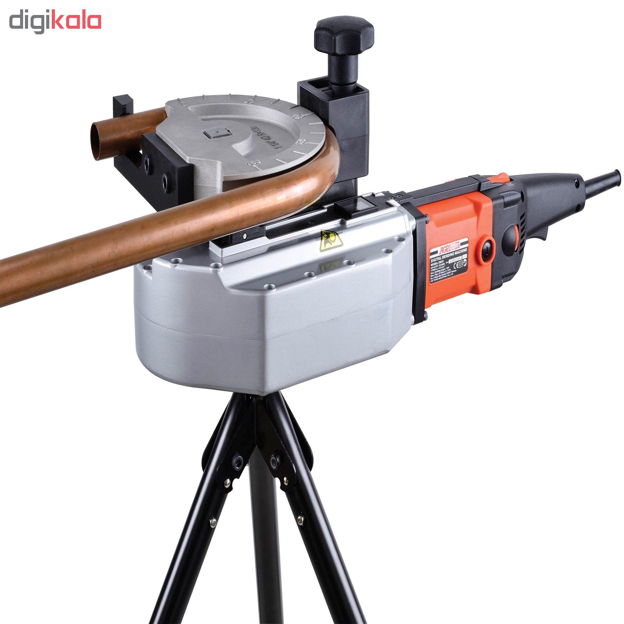 لوله خم کن برقی ای جی پی مدل  DB32