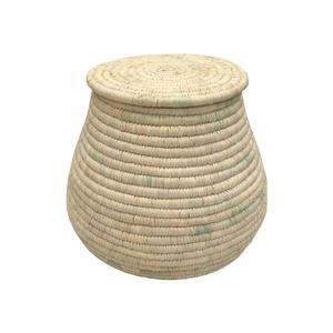 سبد حصیری مدل 84063 مخصوص نگهداری برنج