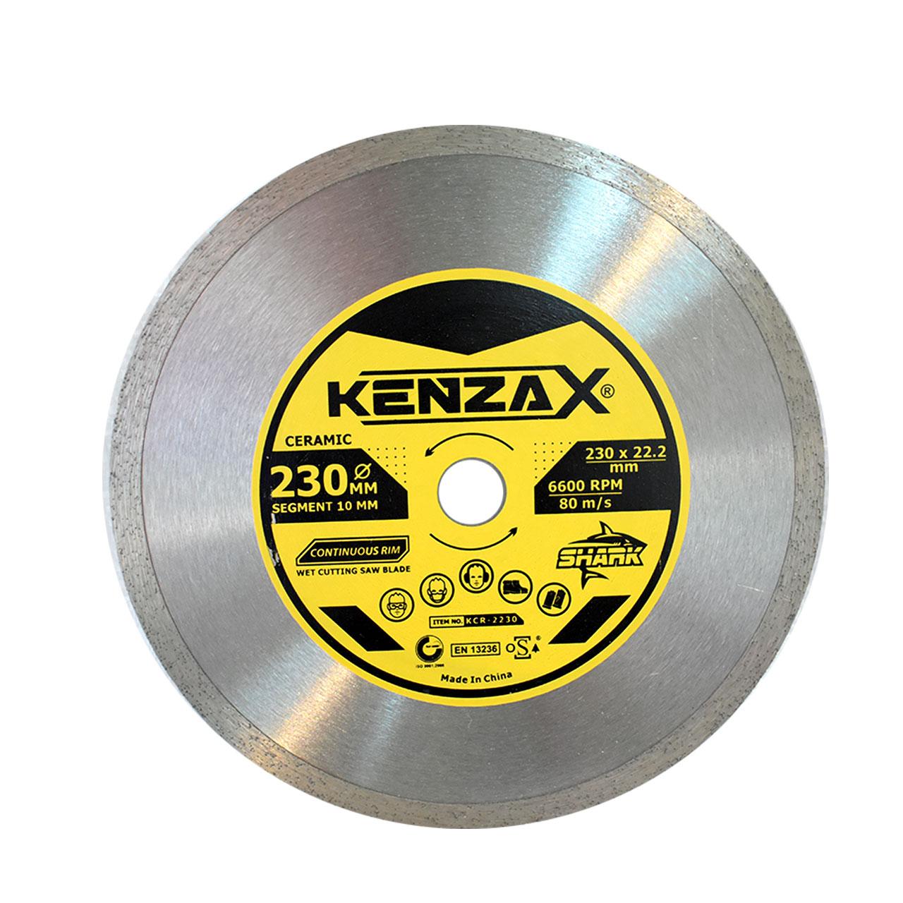 صفحه برش سرامیک کنزاکس مدل KCR-2230