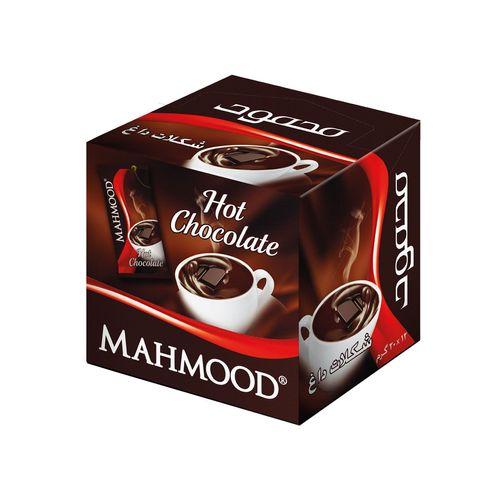 پودر شکلات داغ محمود مدل Hot Chocolate بسته 12 عددی