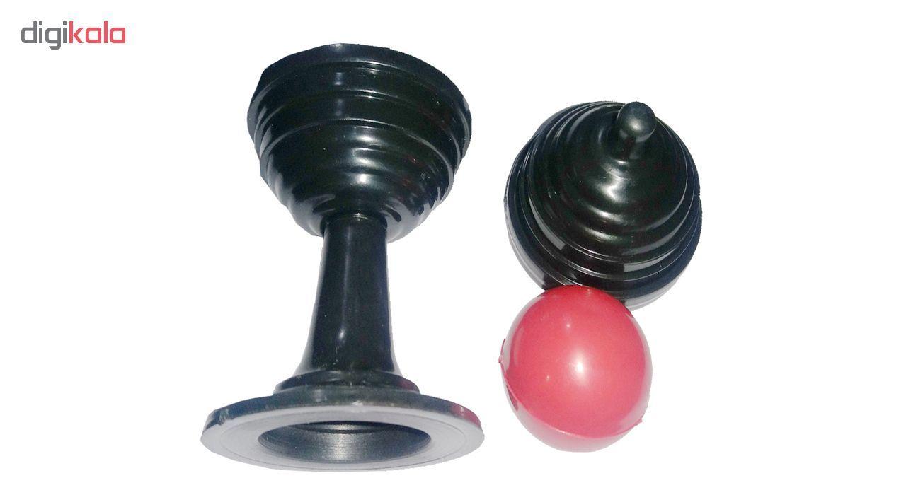 ابزار شعبده بازی مدل توپ و قندان سحرامیز  DSK main 1 4