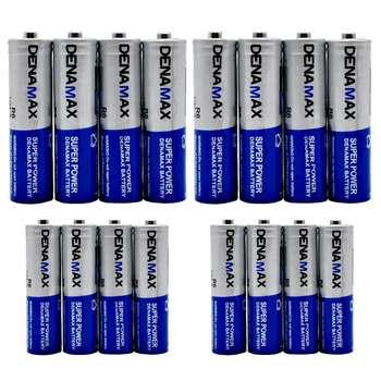 باتری قلمی و نیم قلمی دنا مکس مدل Super Power بسته 16 عددی
