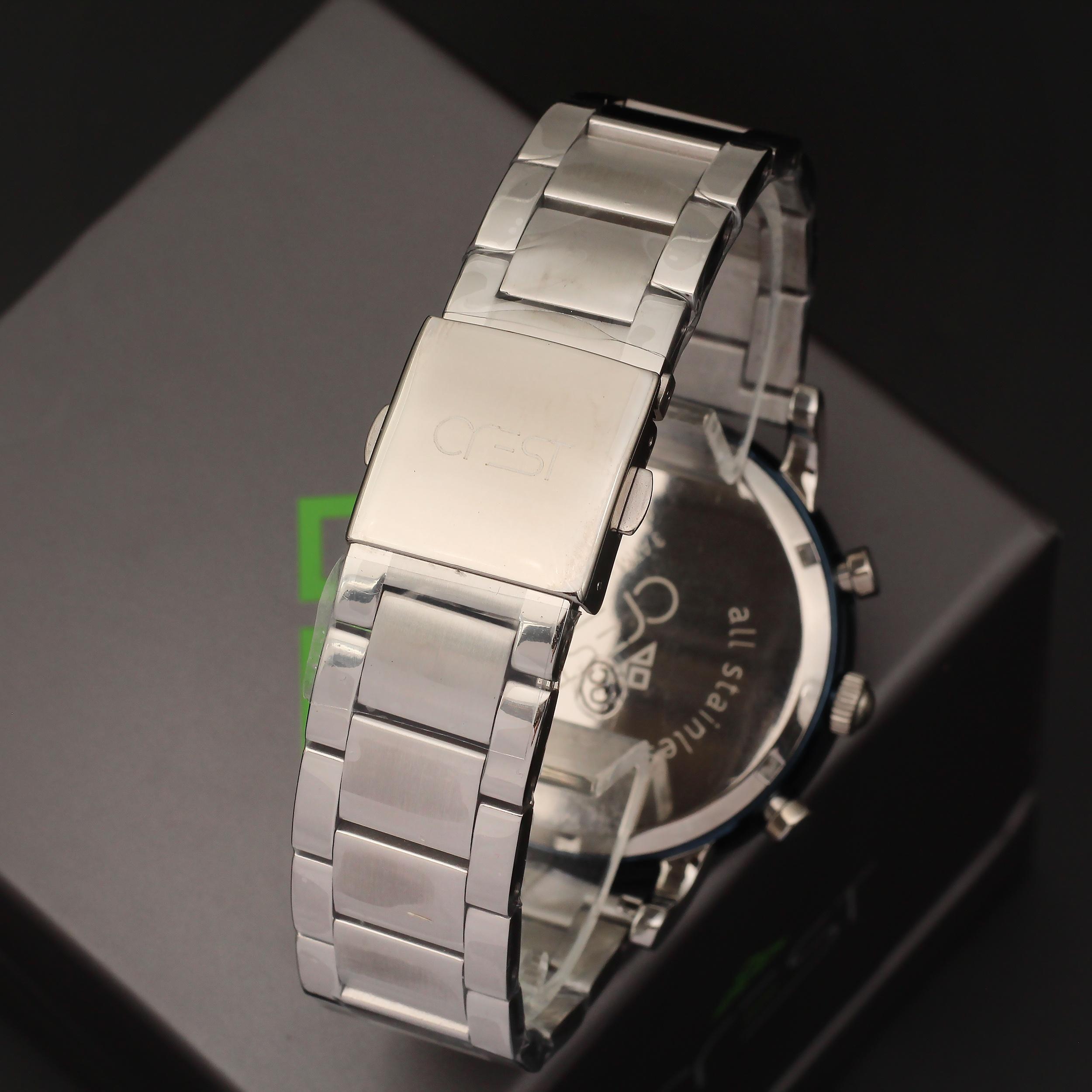 ساعت مچی عقربهای مردانه کرست مدل 3-6102