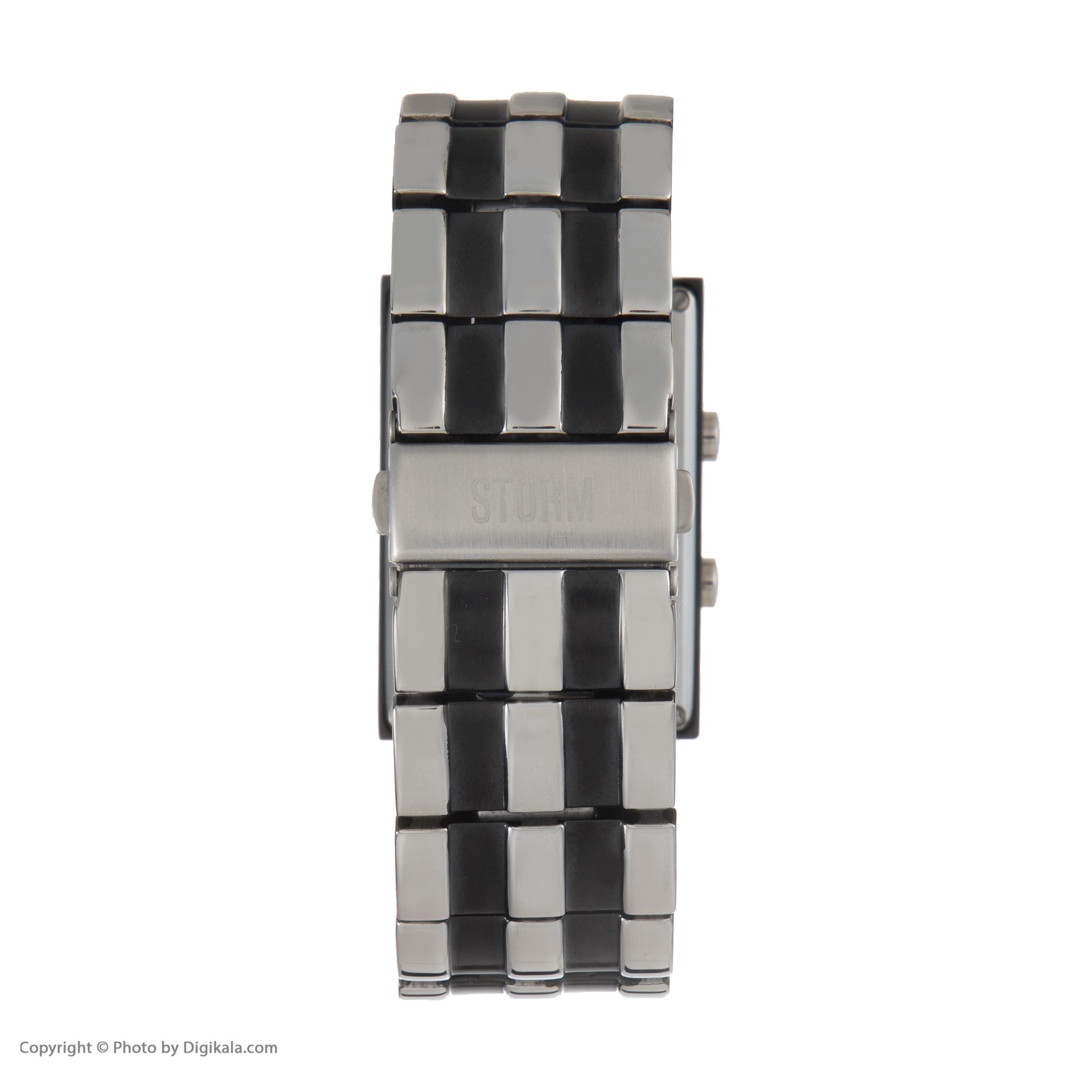 ساعت مچی دیجیتال مردانه استورم مدل ST 4575-SL             قیمت