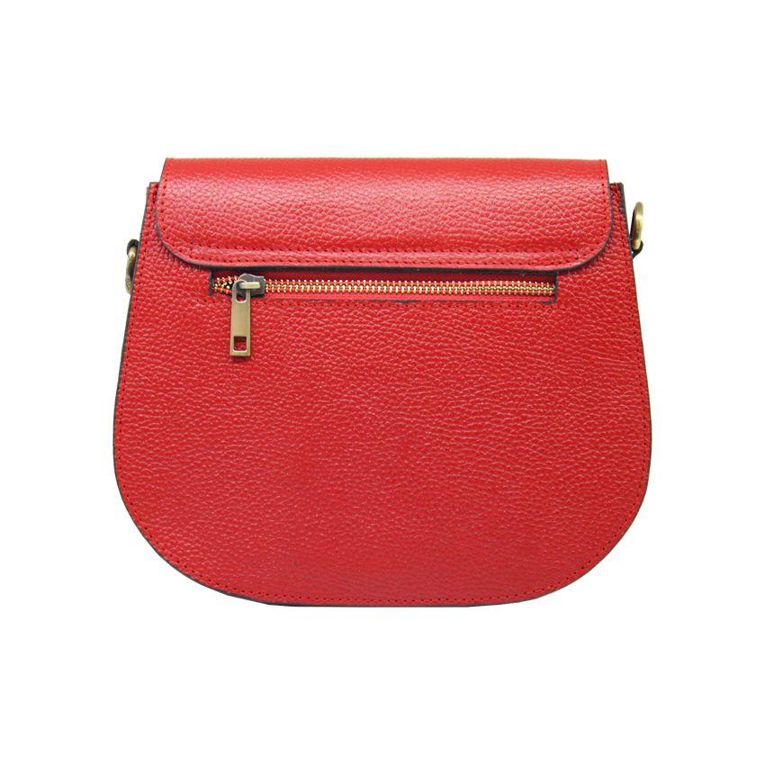 کیف دوشی زنانه چرم آرا مدل d060 -  - 16