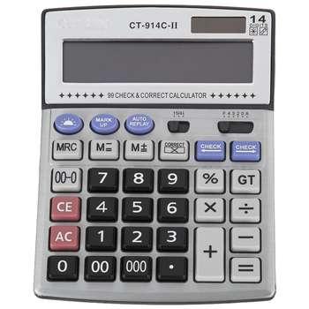 ماشین حساب مدل CT-914C-II