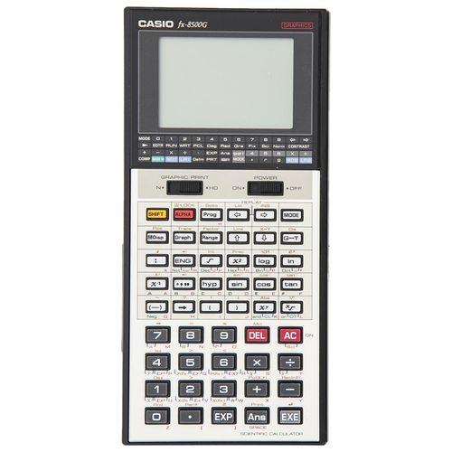 ماشین حساب کاسیو مدل fx-8500G