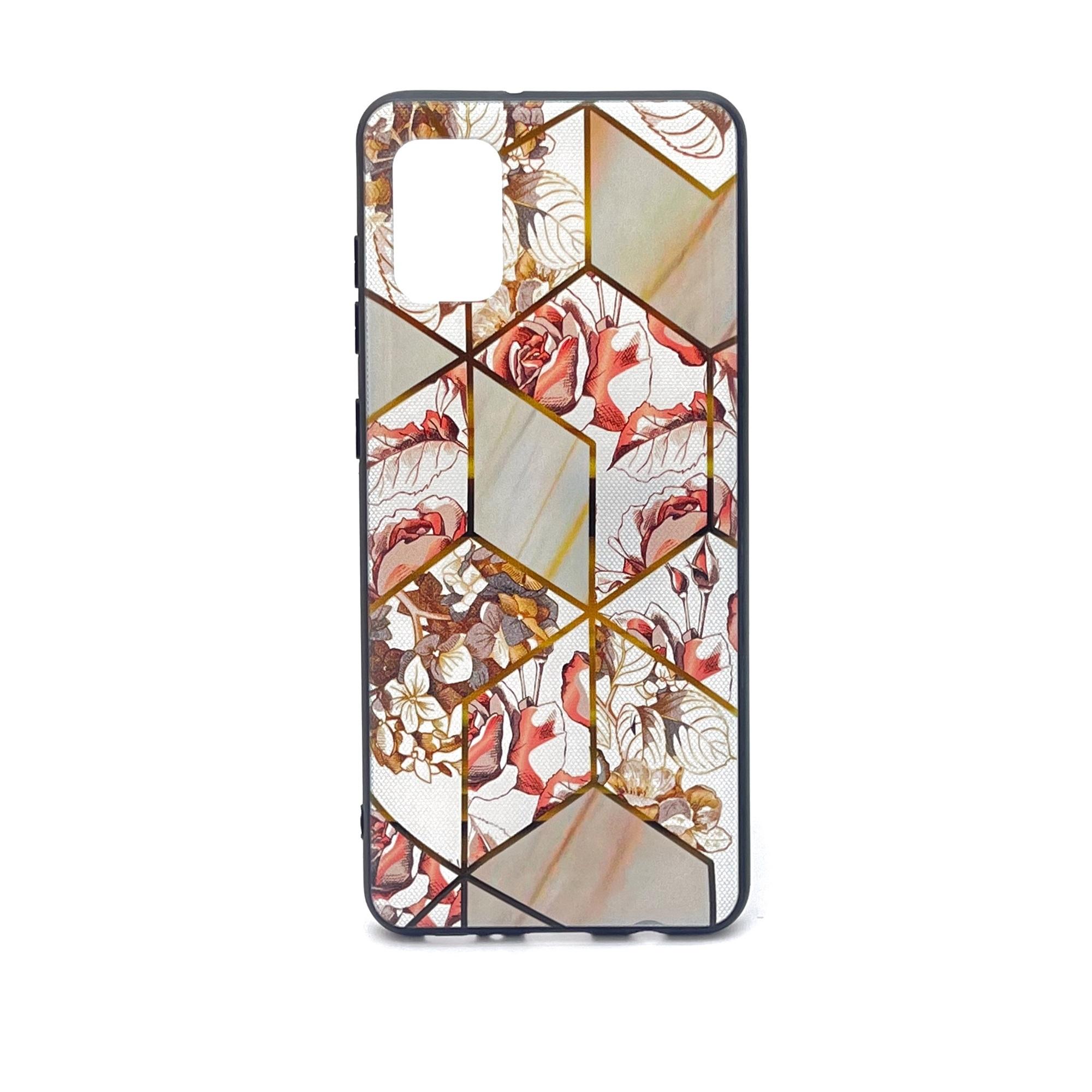 کاور کد a31-8 مناسب برای گوشی موبایل سامسونگ Galaxy A31