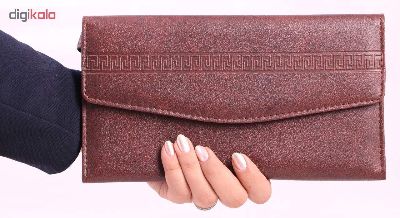 کیف دستی چرم ما مدل SM2 main 1 2
