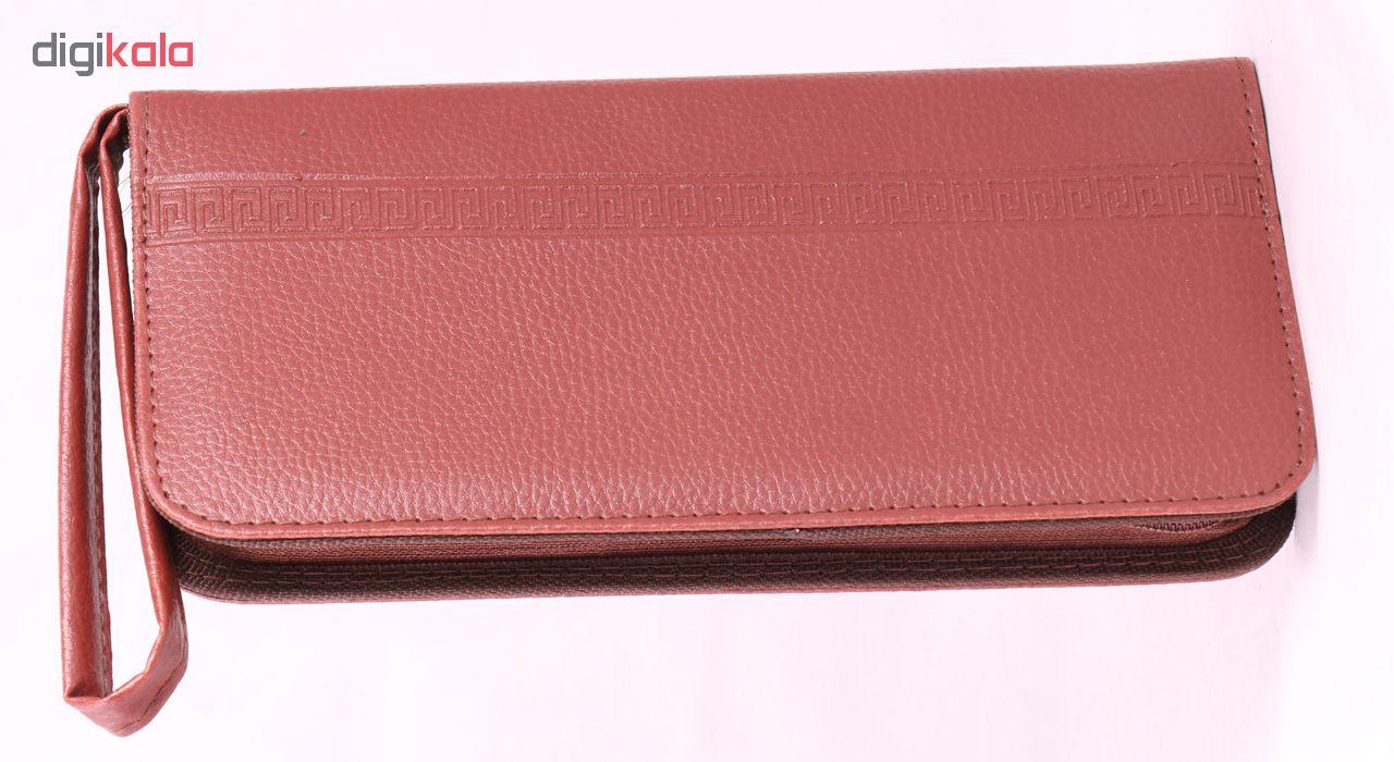 کیف دستی چرم ما مدل SM1 -  - 6
