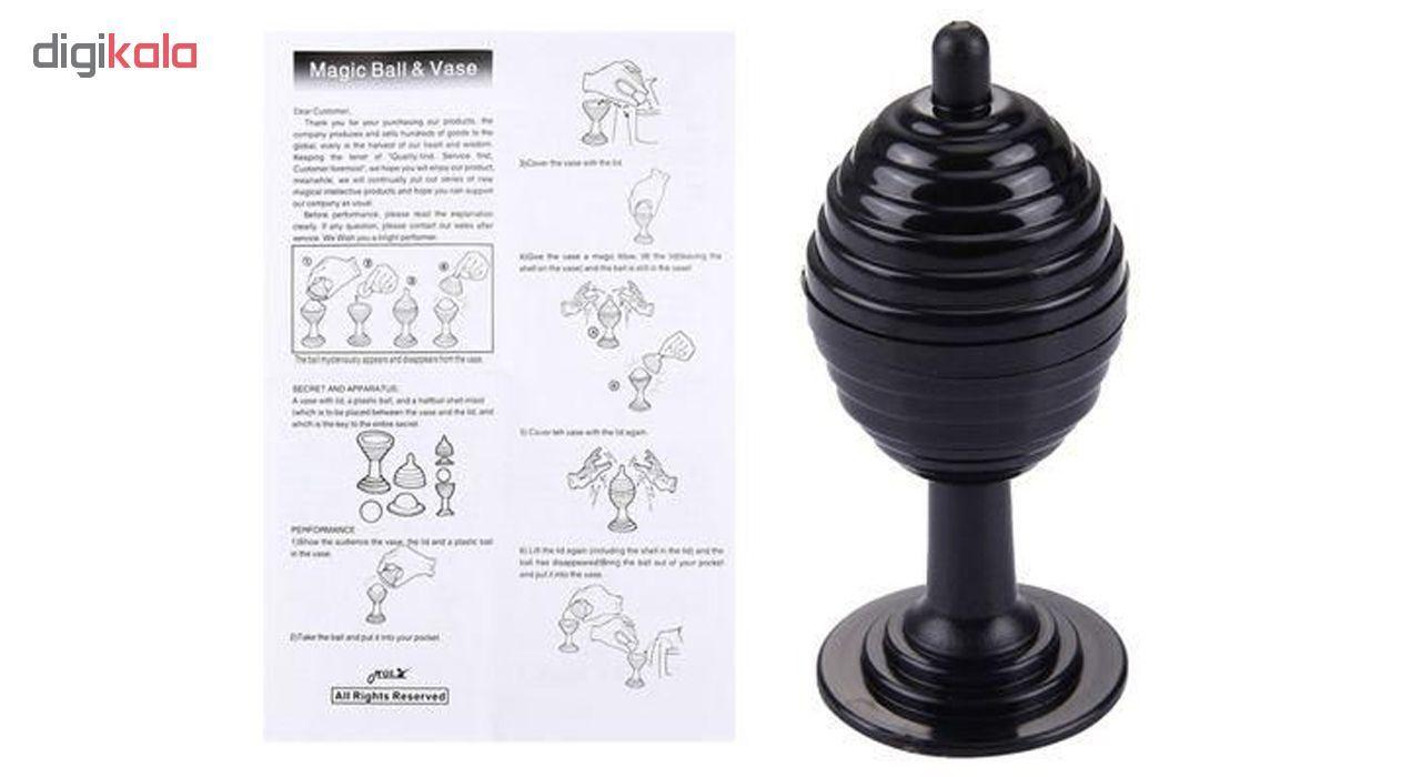 ابزار شعبده بازی مدل توپ و قندان سحرامیز  DSK main 1 2