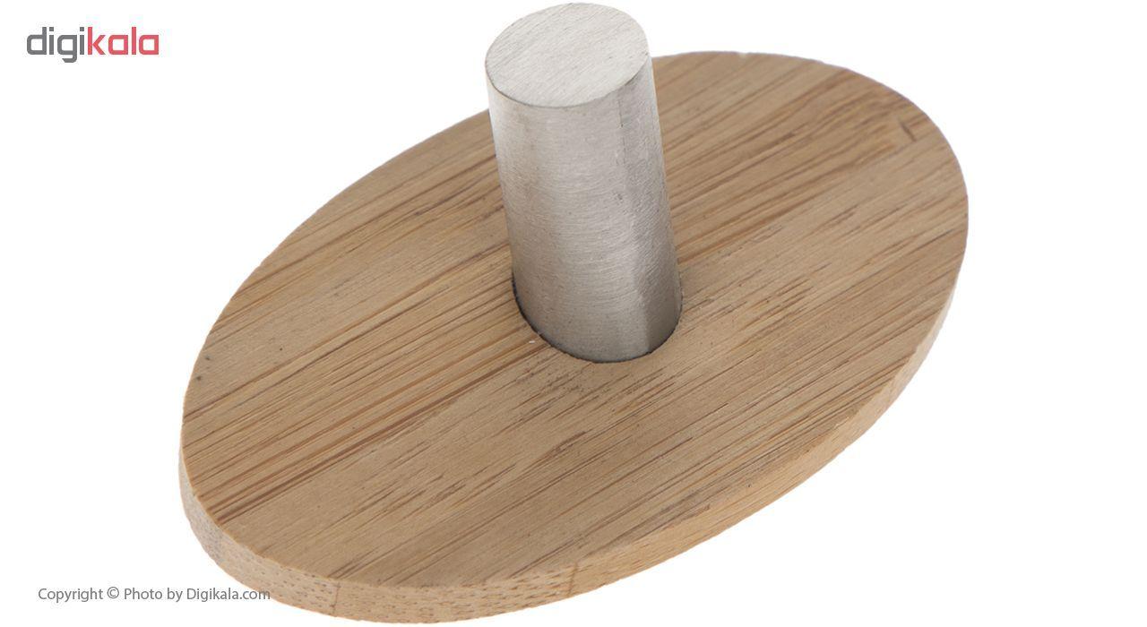 آویز حوله حمام ونکو مدل Piceno Bamboo بسته دو عددی main 1 2