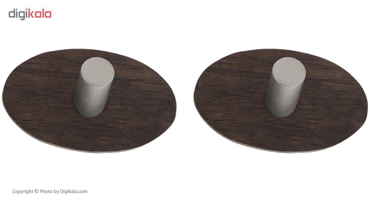 آویز حوله حمام ونکو مدل Piceno Belingo بسته دو عددی main 1 3