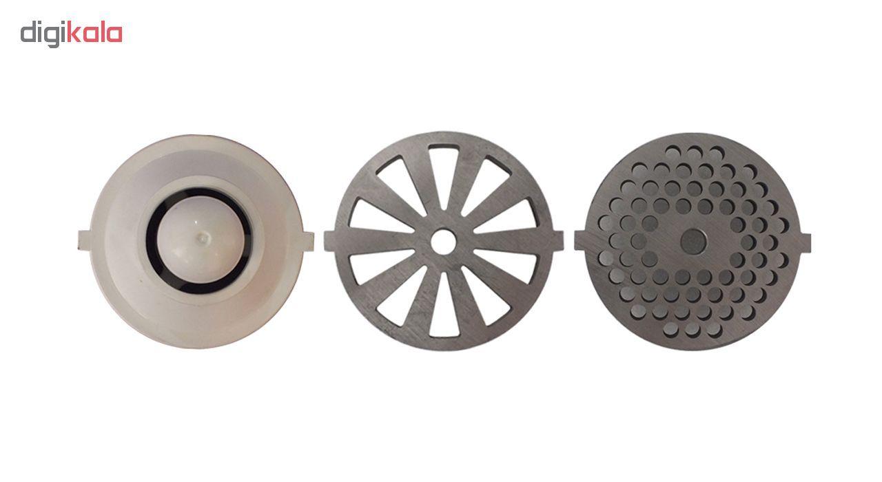 چرخ گوشت آوا کد M104 با گیربکس فولادی main 1 7