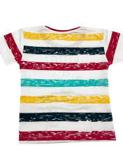 ست تی شرت و شلوارک پسرانه کد GH -  - 2
