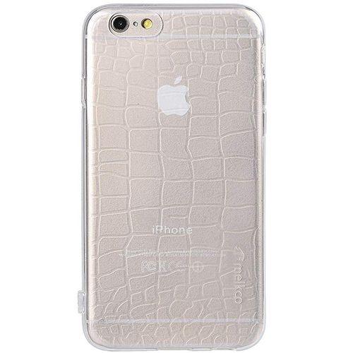 کاور ژله ای ملککو مدل کروکودیل  مناسب برای گوشی موبایل آیفون6/6s