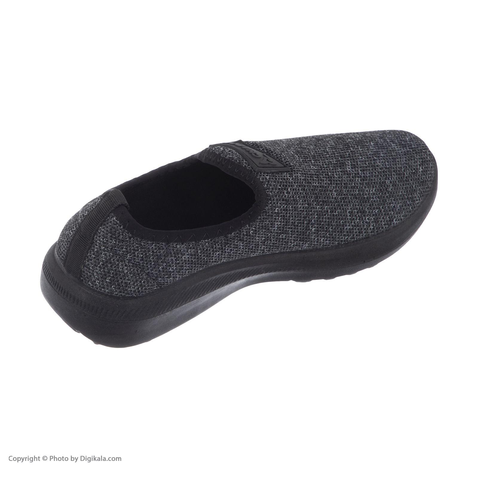 کفش راحتی چابک مدل رامش رنگ نوک مدادی -  - 5