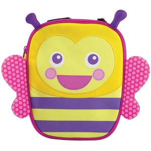 کیف نهاری کودک مانچکین طرح پروانه