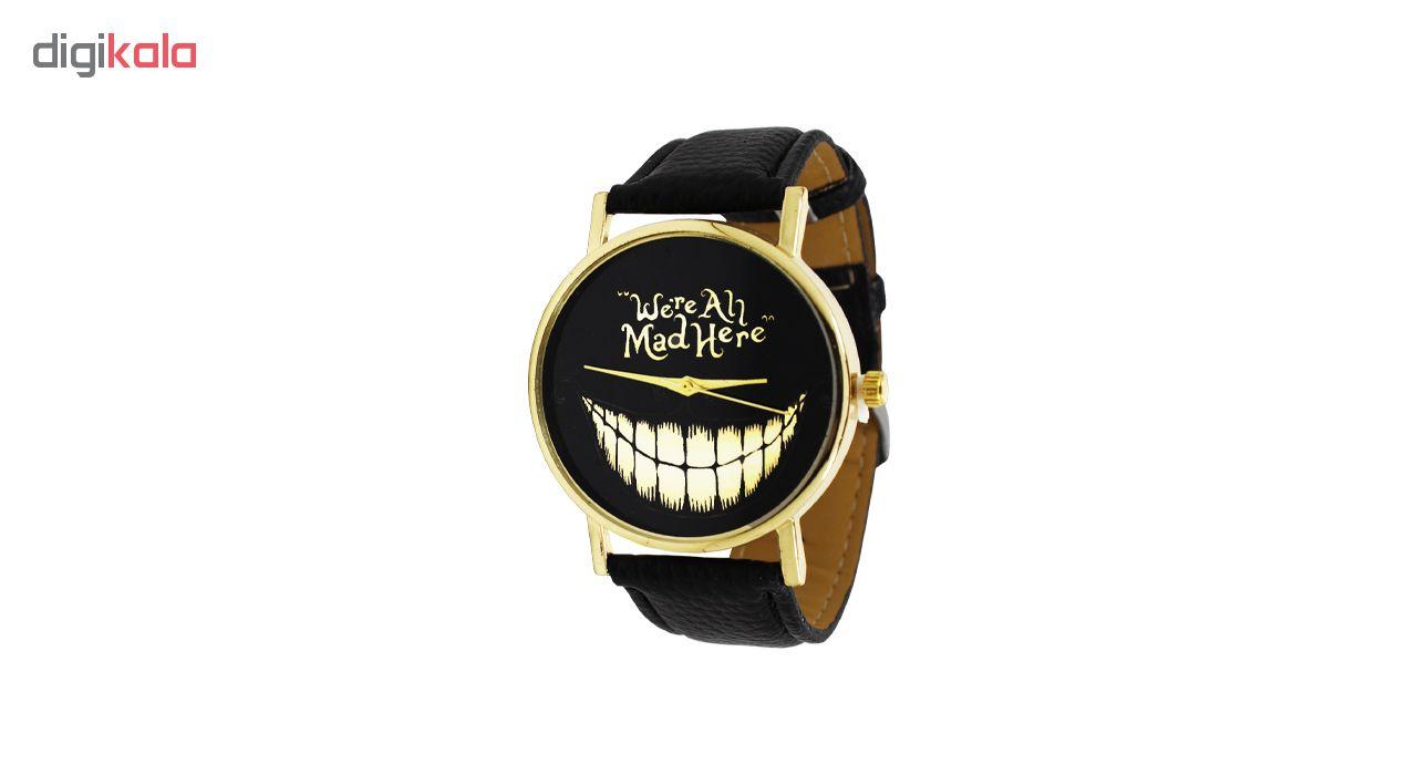 ساعت مچی عقربه ای مردانه و زنانه مدل N011