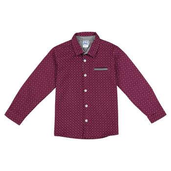 پیراهن پسرانه سیویل مدل Purple871783