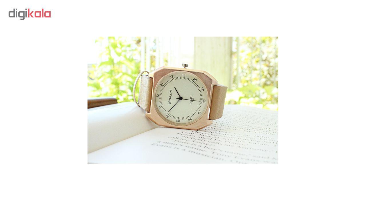 ساعت مچی عقربه ای مدل L01