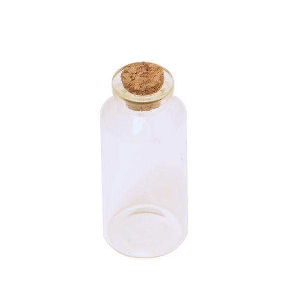بطری دکوری طرح استوانه ای بسته ۴ عددی