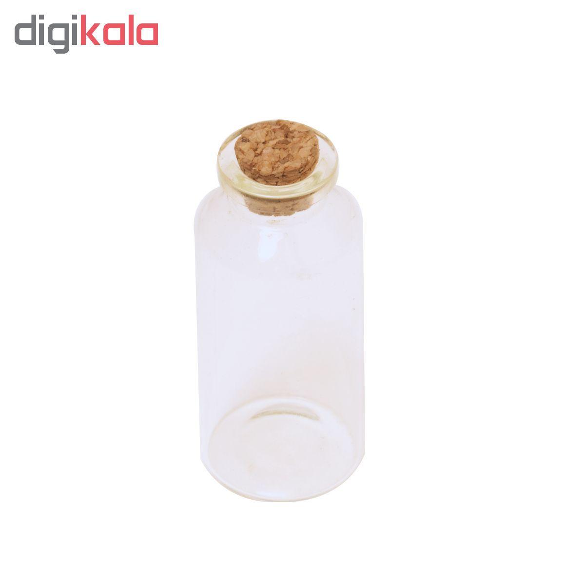 بطری دکوری طرح استوانه ای بسته ۴ عددی main 1 1