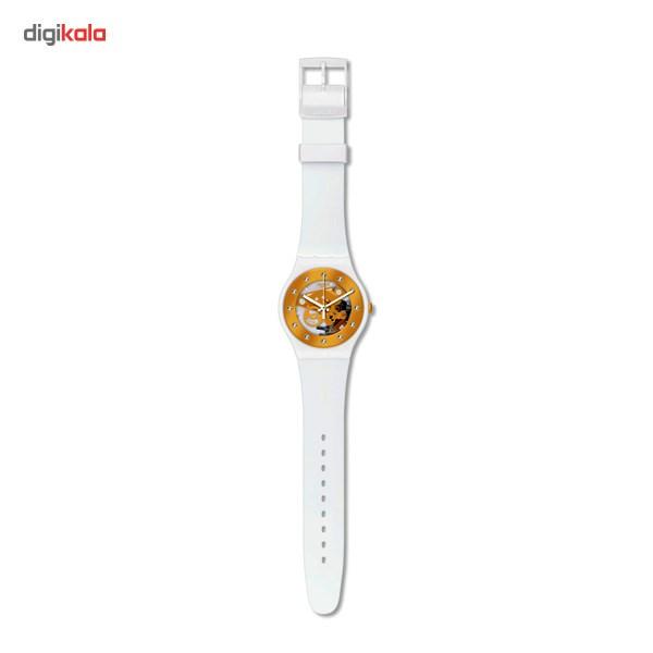 خرید ساعت مچی عقربه ای مردانه سواچ SUOZ148