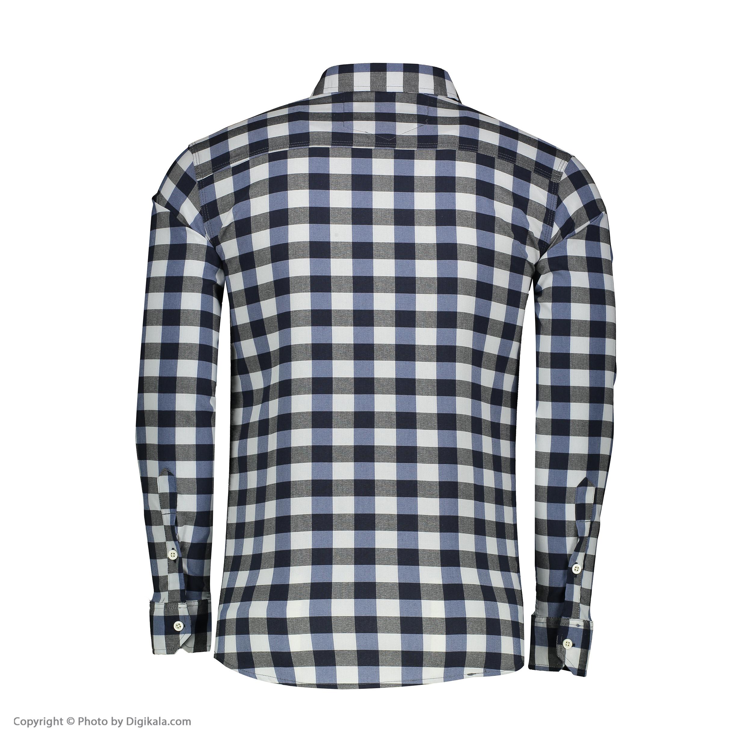 پیراهن مردانه پیکی پوش مدل M02384