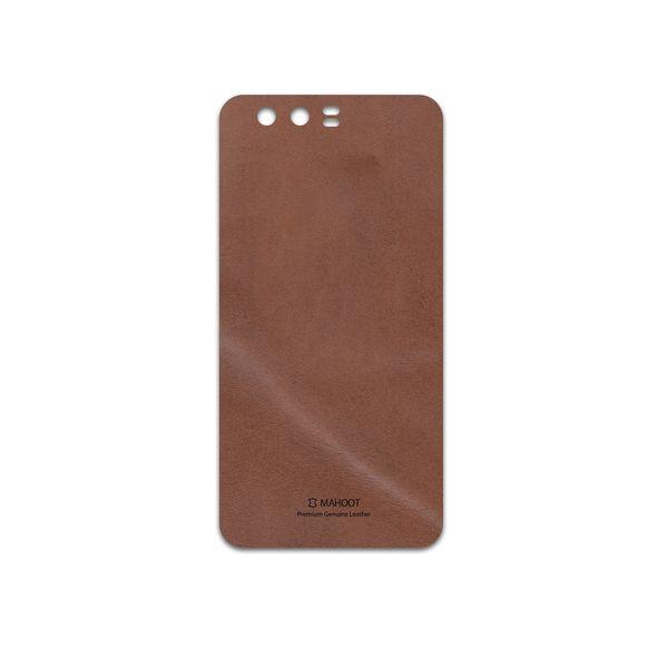 برچسب پوششی ماهوت مدل Matte-Natural-Leather مناسب برای گوشی موبایل آنر 9