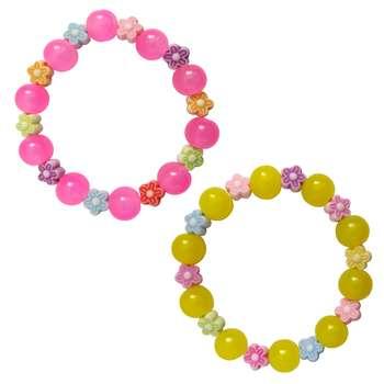 دستبند دخترانه کد DB14 مجموعه 2 عددی