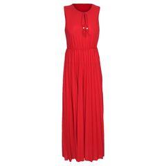 پیراهن ساحلی زنانه کد 3221GRM رنگ قرمز