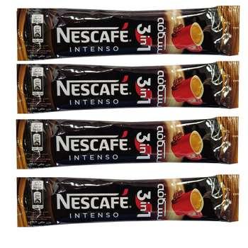 قهوه فوری اینتنسو نسکافه - 19.3 گرم بسته 4عددی