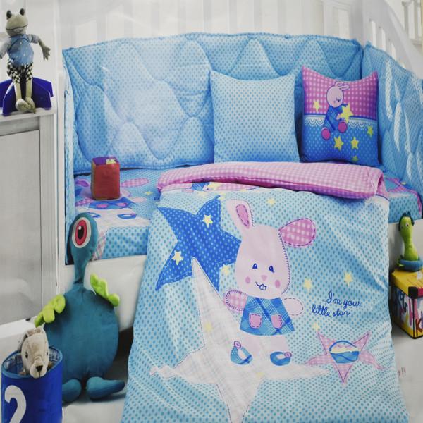 سرویس خواب 8 تکه نوزادی آک هوم کد 09374