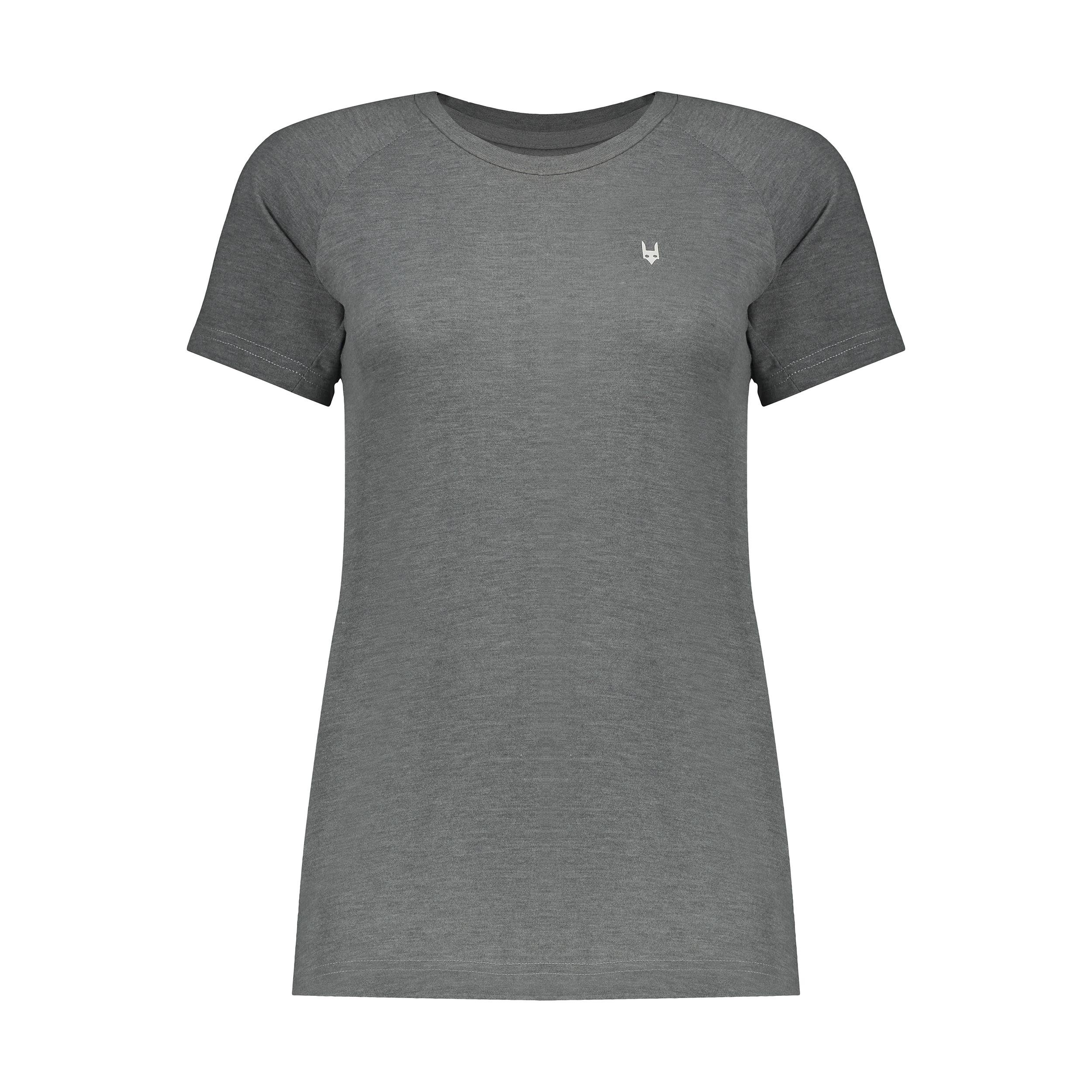 تی شرت  ورزشی زنانه مل اند موژ مدل KT0018-104