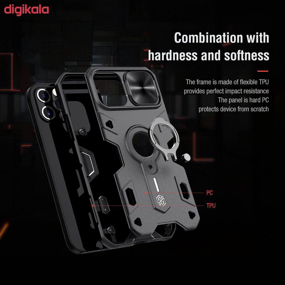 کاور نیلکین مدل CamShield Armor مناسب برای گوشی موبایل اپل iPhone 12 Pro Max main 1 19