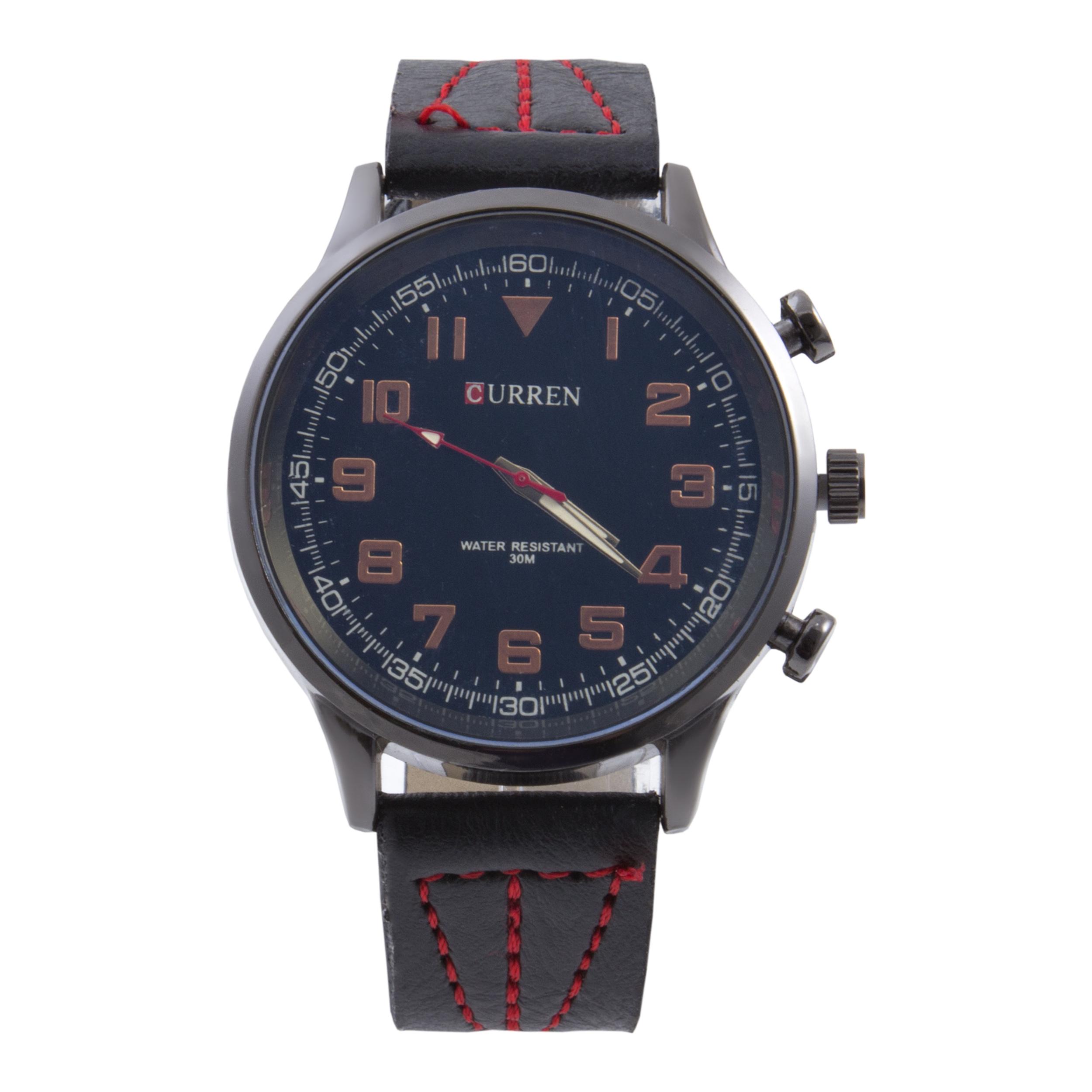 خرید                                        ساعت مچی عقربه ای مردانه کد WHM_092                     غیر اصل