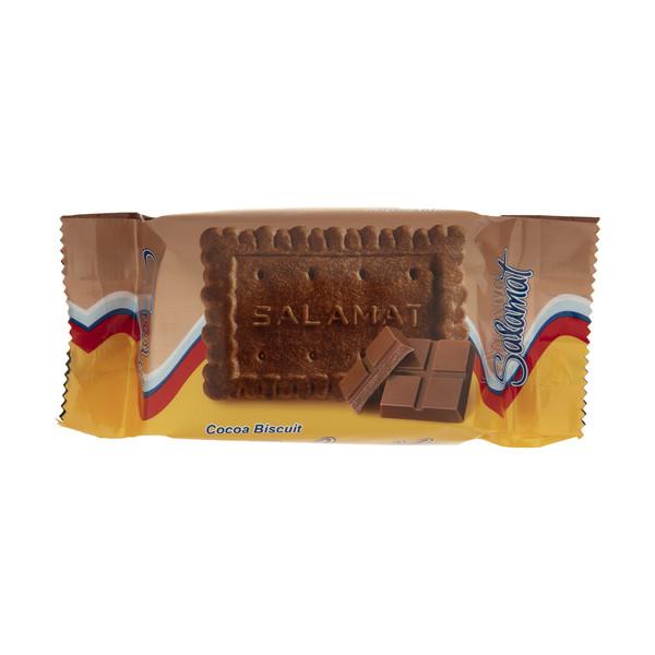 بیسکویت کاکائویی سلامت - 75 گرم