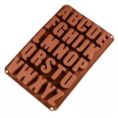 قالب شکلات طرح حروف انگلیسی کد Mhr-415