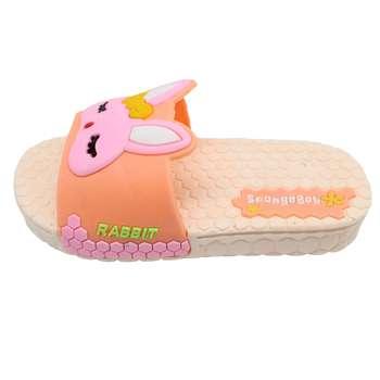 دمپایی دخترانه مدل خرگوشی K1-Veniz-OG