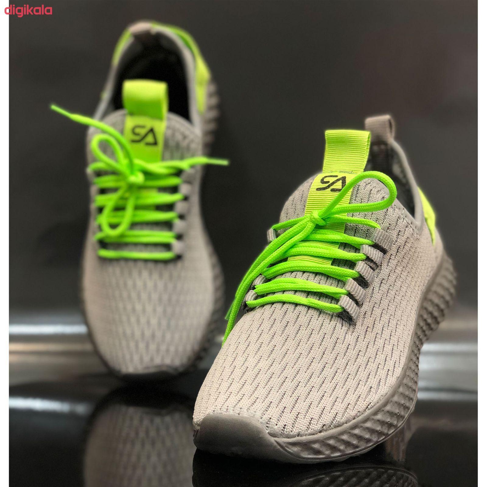 کفش اسکیت برد کفش سعیدی مدل Sa 8000 main 1 5