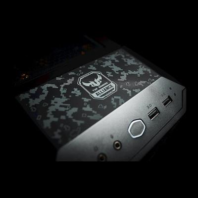 کامپیوتر دسکتاپ کولر مستر  مدل masterbox mb500 TUF-3500X