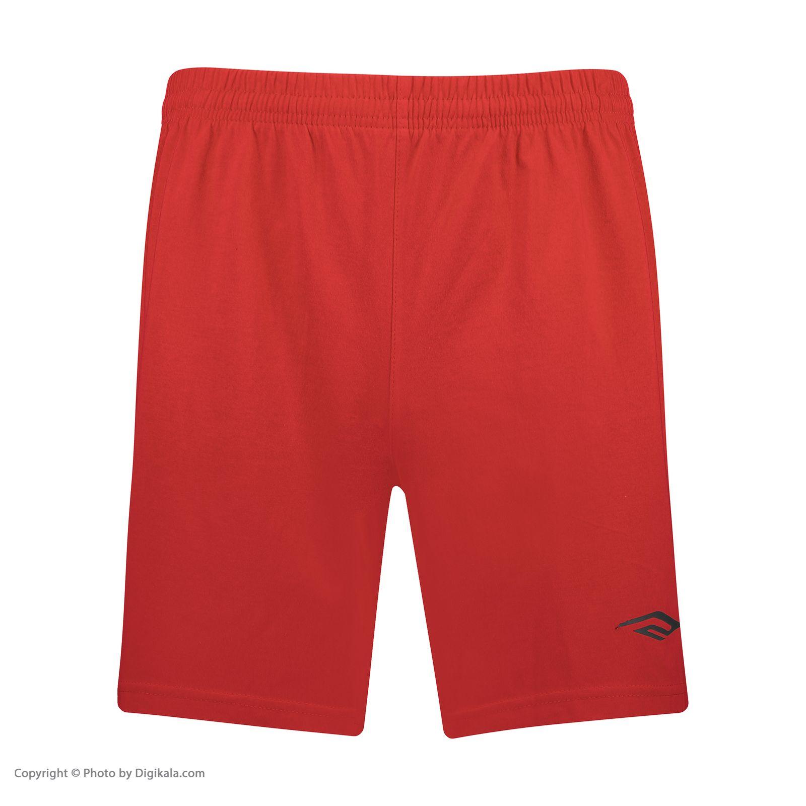ست پیراهن و شورت ورزشی مردانه استارت مدل v1001-5 -  - 7