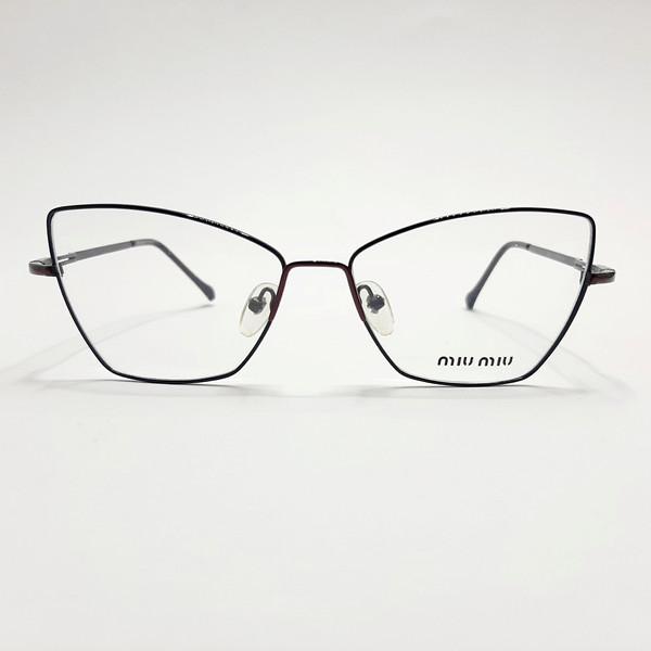 فریم عینک طبی زنانه میو میو مدل M6566c4