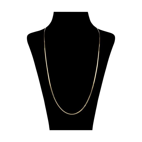 زنجیر طلا 18 عیار زنانه مایا ماهک مدل MM1283